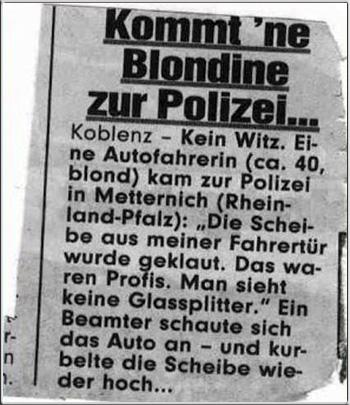 Autofenster_Blondine-geklaute-scheibe_wurschtblatt.de_